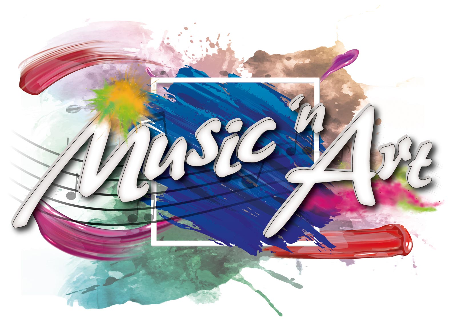Logo voor Music n Art Festival