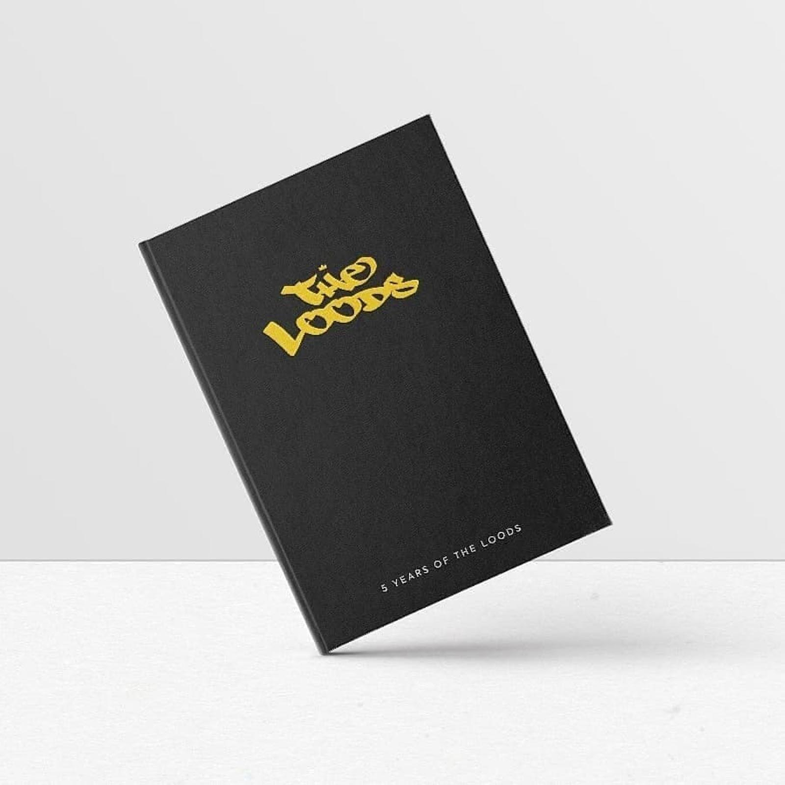 Cover The Loods boek